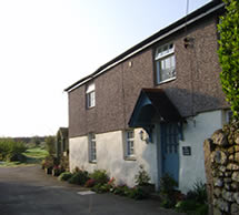 the gables self-catering accommodation near Redruth, Cornwall, UK
